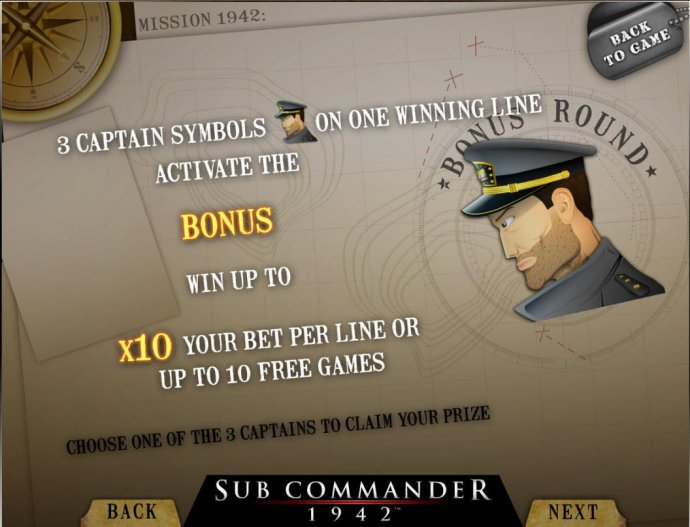 Images of Sub Commander 1942