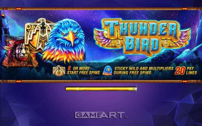 Thunder Bird screenshot