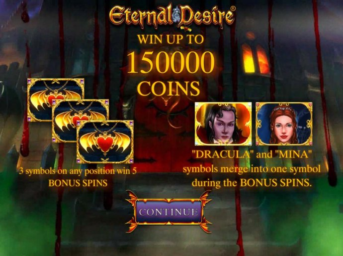 No Deposit Casino Guide image of Eternal Desire