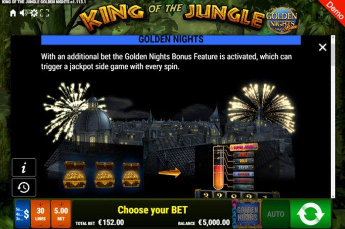 Golden Nights Bonus - No Deposit Casino Guide