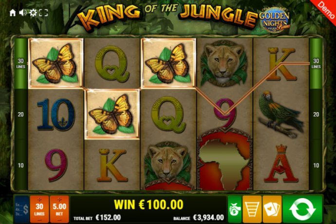 Three of a kind by No Deposit Casino Guide