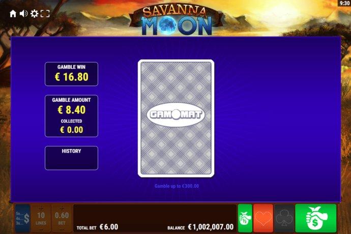Savanna Moon screenshot