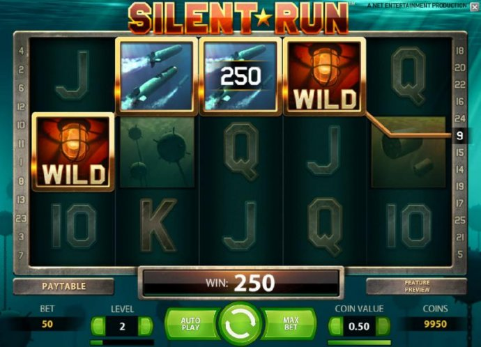 No Deposit Casino Guide image of Silent Run