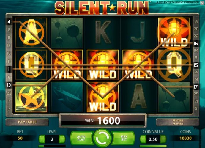 Silent Run by No Deposit Casino Guide