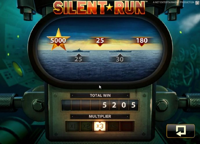 Silent Run screenshot