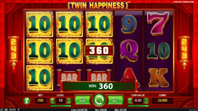 Twin Happiness by No Deposit Casino Guide