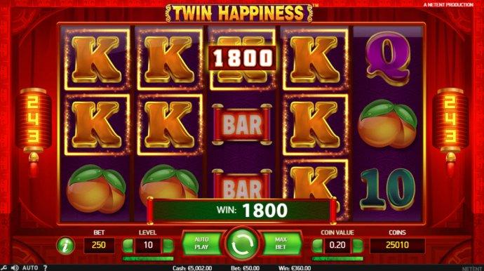 Twin Happiness screenshot