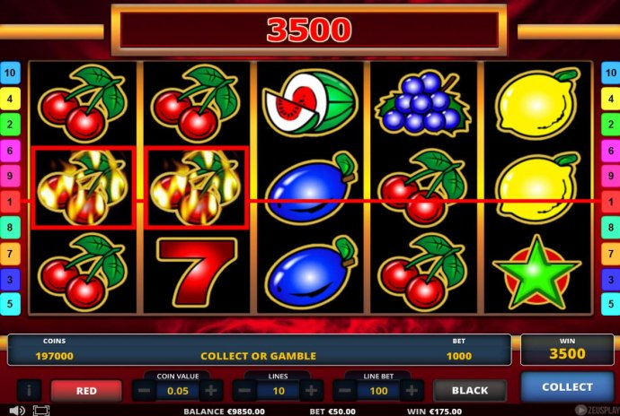 Ultra Red Seven by No Deposit Casino Guide
