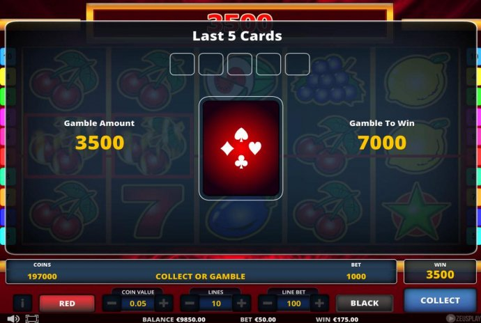 No Deposit Casino Guide image of Ultra Red Seven