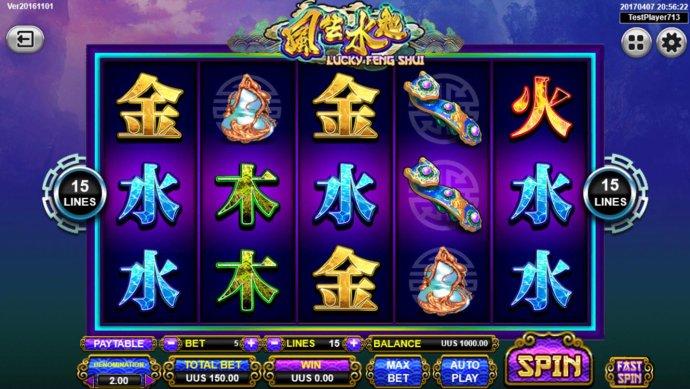 Lucky Feng Shui by No Deposit Casino Guide