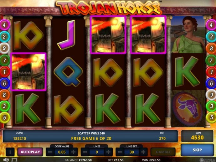 Trojan Horse by No Deposit Casino Guide