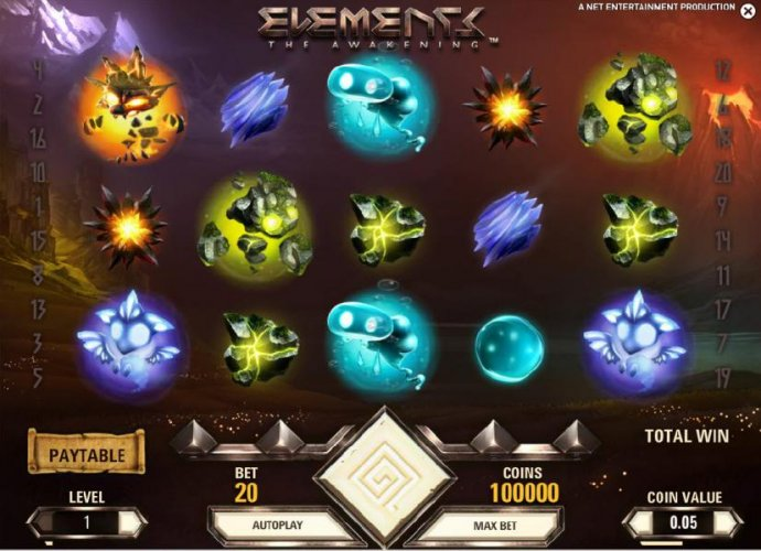 Elements The Awakening by No Deposit Casino Guide