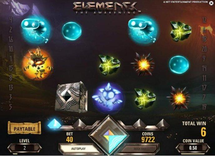 Images of Elements The Awakening