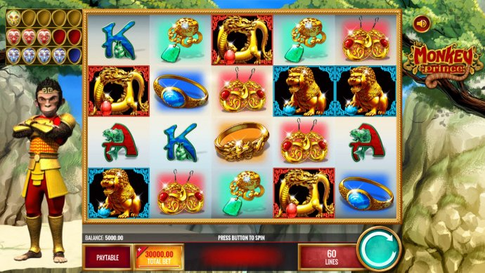 Monkey Prince screenshot