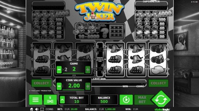 Twin Joker by No Deposit Casino Guide