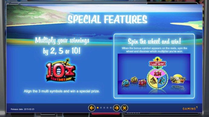 No Deposit Casino Guide image of DeluXXXe Multi