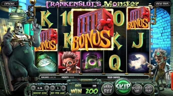 No Deposit Casino Guide - Second screen bonus feature triggered when bonus symbols appear on reels 1, 3 and 5.