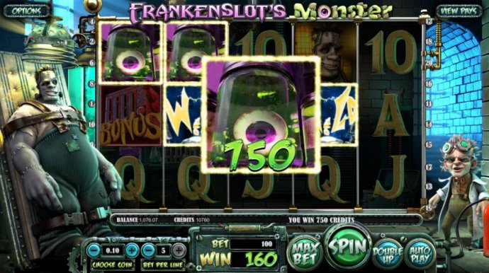 Images of Frankenslot's Monster