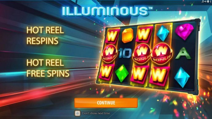 Illuminous by No Deposit Casino Guide