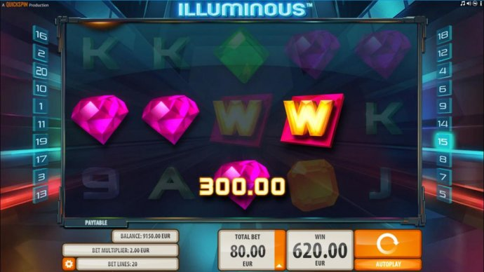No Deposit Casino Guide - Wild symbols trigger multiple winning paylines and a 620.00 payout