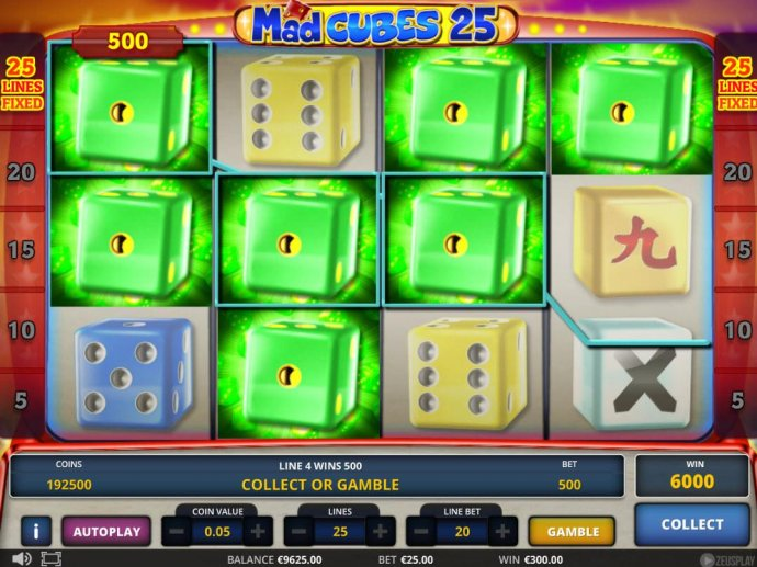 Images of Mad Cubes 25