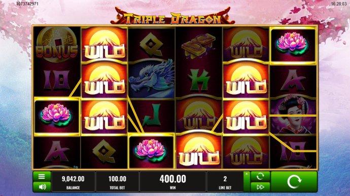 Triple Dragon by No Deposit Casino Guide