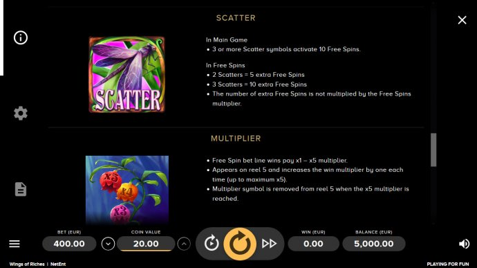 Scatter Symbol Rules - No Deposit Casino Guide