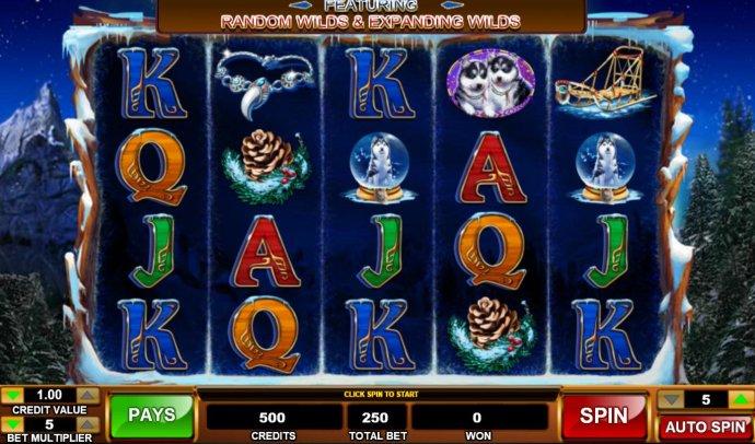 Alaskan Husky by No Deposit Casino Guide