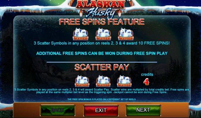No Deposit Casino Guide image of Alaskan Husky
