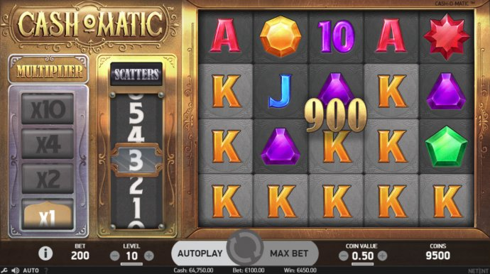 Images of Cash-O-Matic