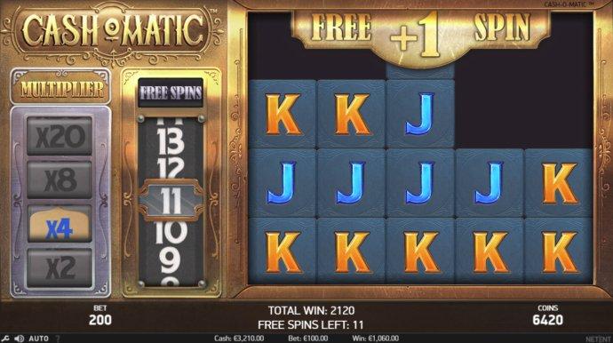 Cash-O-Matic by No Deposit Casino Guide