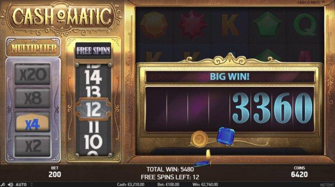 No Deposit Casino Guide image of Cash-O-Matic