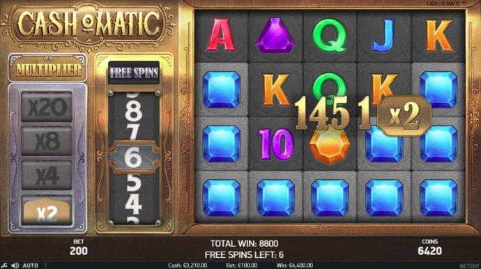 Cash-O-Matic screenshot