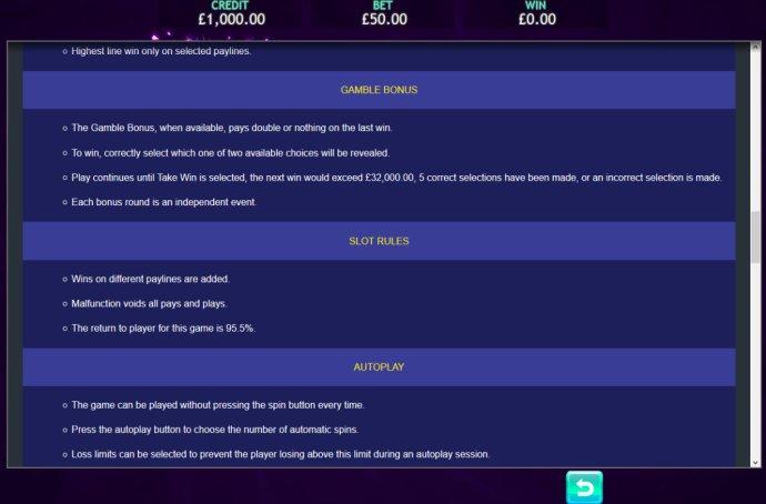 Heartburst by No Deposit Casino Guide