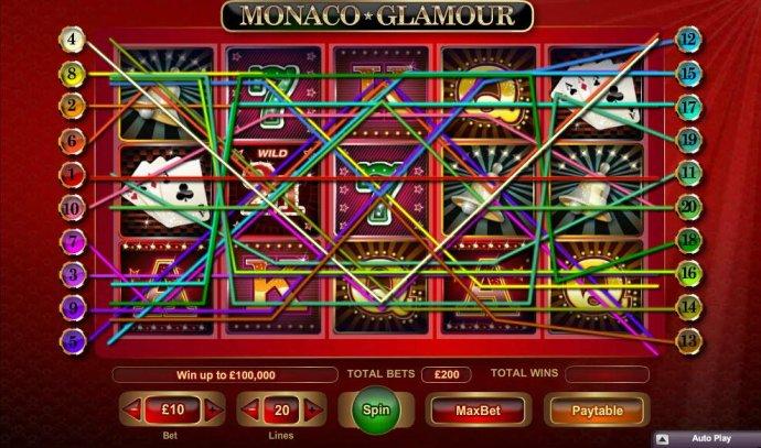 Images of Monaco Glamour