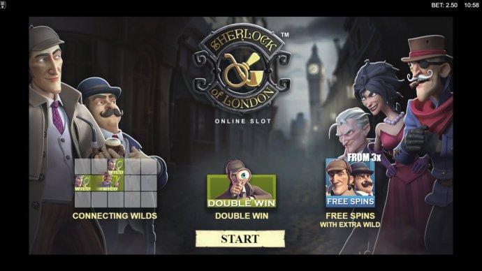 Images of Sherlock of London
