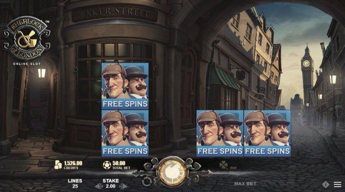 Sherlock of London screenshot