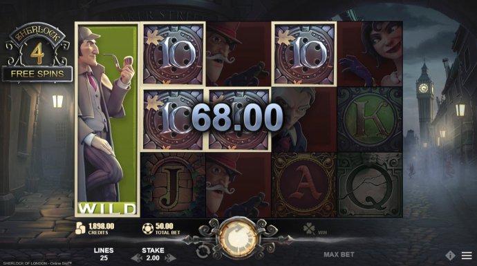 Sherlock of London by No Deposit Casino Guide