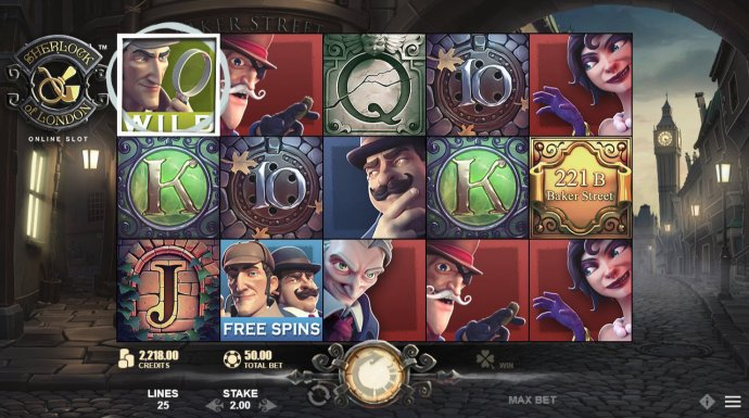 Landing a wild symbol on reel 1 or 2 triggers a respin - No Deposit Casino Guide