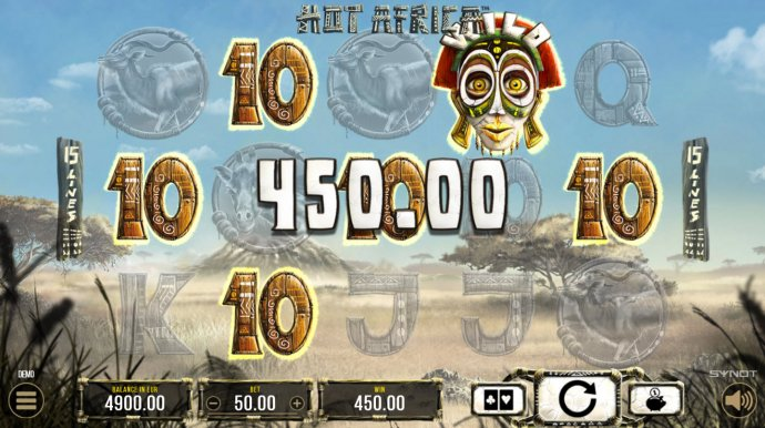 Hot Africa by No Deposit Casino Guide