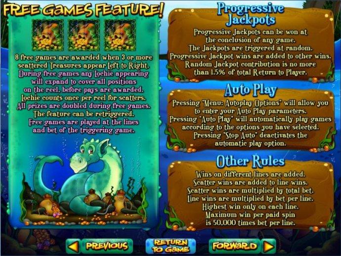 Bonus feature by No Deposit Casino Guide