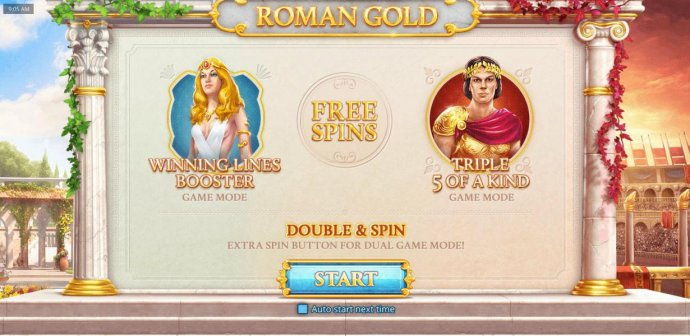No Deposit Casino Guide - Game features two game modes - Winning Lines Booster and Triple 5 of a kind! Double and Spin - Extra button for dual game mode. Free Spins.