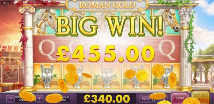Roman Gold by No Deposit Casino Guide