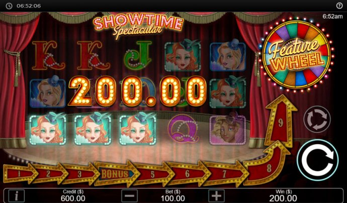 Images of Showtime Spectacular