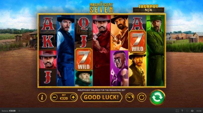 The Magnificent Seven screenshot