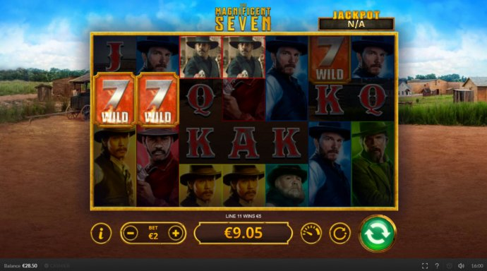 Images of The Magnificent Seven