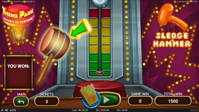 Theme Park Tickets of Fortune by No Deposit Casino Guide