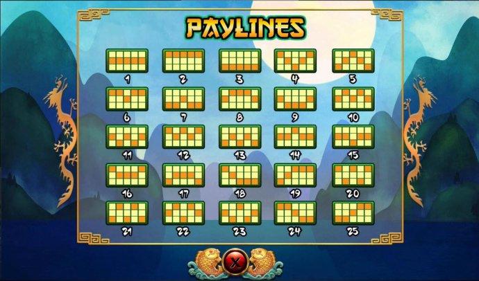 Paylines 1-25 - No Deposit Casino Guide