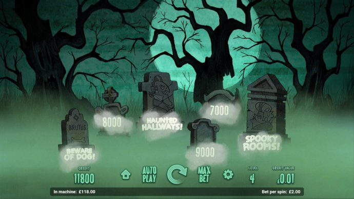 No Deposit Casino Guide image of Haunted House