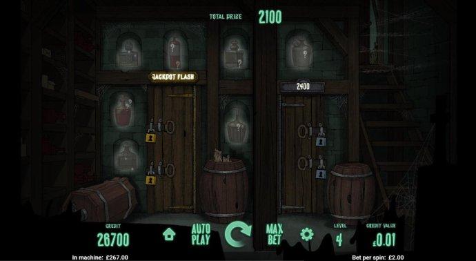 Haunted House screenshot